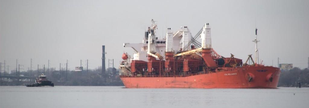 vessel CSL Reliance